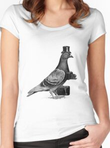 Tourist Women's Fitted Scoop T-Shirt