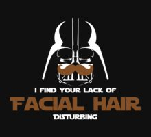 You lack facial hair! by Fu-Man-Chu