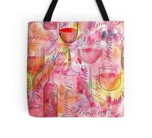 Let's Drink Wine! Tote Bag