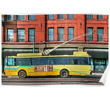 Bus Online Poster
