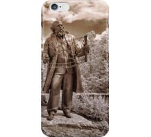 Olmsted at Arboretum iPhone Case/Skin