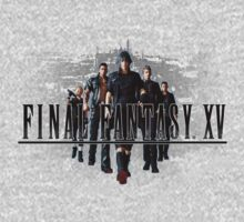 Final Fantasy XV by Snavis