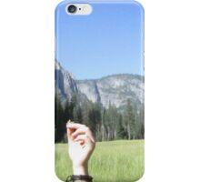 breath it in iPhone Case/Skin