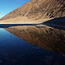 Badwater in Death Valley by chibiphoto