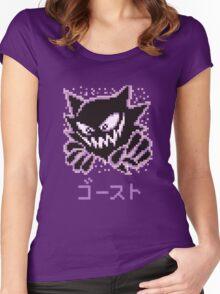 Haunter / ゴースト Women's Fitted Scoop T-Shirt