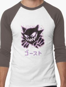 Haunter / ゴースト Men's Baseball ¾ T-Shirt