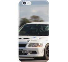 Oz Gymkhana #32 Evo Lancer (BBoost) iPhone Case/Skin