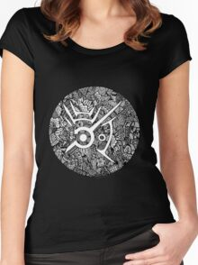 The Outsider's Mark Women's Fitted Scoop T-Shirt