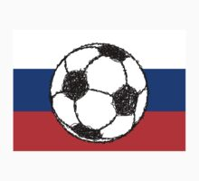 Russa Flag | Football by piedaydesigns