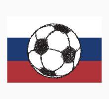 Russa Flag | Football by piedaydesigns