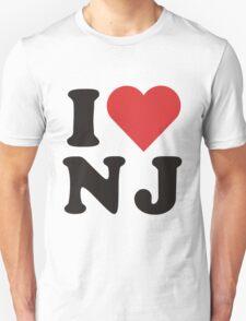 I Heart Love NJ T-Shirt