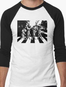 Abbey Road Evolution Men's Baseball ¾ T-Shirt