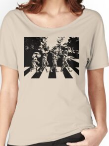 Abbey Road Evolution Women's Relaxed Fit T-Shirt