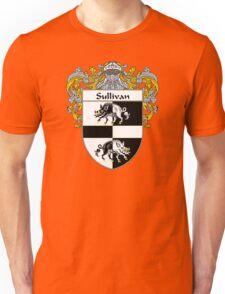 Sullivan Coat of Arms / Sullivan Family Crest Unisex T-Shirt