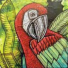 Parrot Paradise by Lynnette Shelley