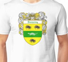 Sweeny Coat of Arms / Sweeny Family Crest Unisex T-Shirt