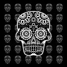 Mexican Skull by PETER CULLEY