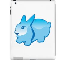 Cartoon Rabbit iPad Case/Skin