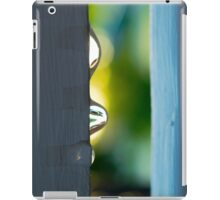 Hanging Droplets iPad Case/Skin