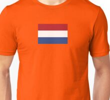 The Netherlands World Cup Flag - Dutch Olympic Games T-Shirt Unisex T-Shirt
