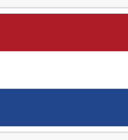 The Netherlands World Cup Flag - Dutch Olympic Games T-Shirt Sticker