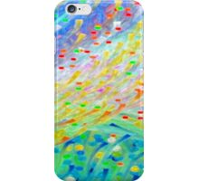 Sparkle Abstract iPhone Case/Skin