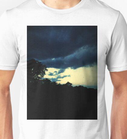 Dark Clouds Unisex T-Shirt