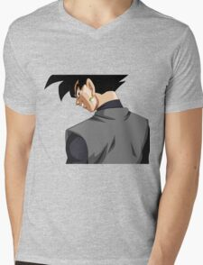 Black Goku   Mens V-Neck T-Shirt