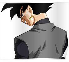 Black Goku   Poster