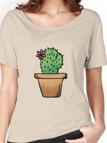 Cute ass cactus Women's Relaxed Fit T-Shirt