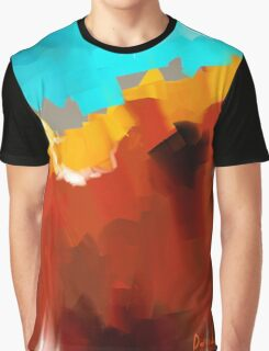 Abstraction in color Graphic T-Shirt
