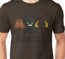 Hewkii Mask Evolution Unisex T-Shirt