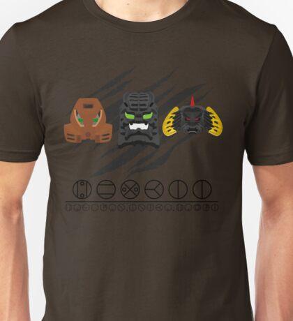 Hewkii Mask Evolution Unisex T-Shirt