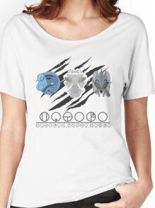 Matoro Mask Evolution Women's Relaxed Fit T-Shirt
