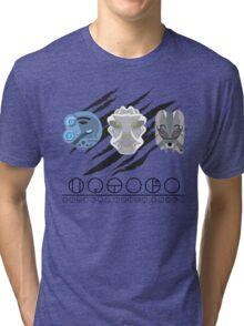 Matoro Mask Evolution Tri-blend T-Shirt
