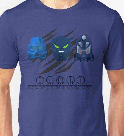 Hahli Mask Evolution Unisex T-Shirt
