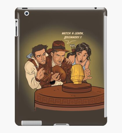Raiders iPad Case/Skin
