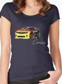 car7 Women's Fitted Scoop T-Shirt