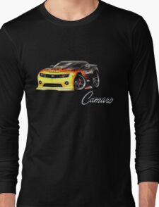 car7 Long Sleeve T-Shirt