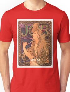 Vintage poster - JOB Cigarettes Unisex T-Shirt