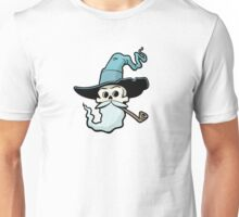 Skull Wizard Unisex T-Shirt
