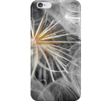 UNIQUE PUFF BALL iPhone Case/Skin
