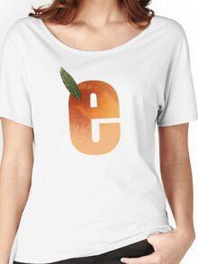 Peach-E Women's Relaxed Fit T-Shirt