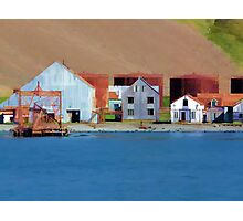 Stromness Whaling Station 1 Photographic Print