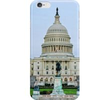 Capitol of the United States (Congress) iPhone Case/Skin
