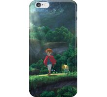 Ni No Kuni Oliver and Drippy iPhone Case/Skin
