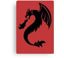 Dragon  Canvas Print