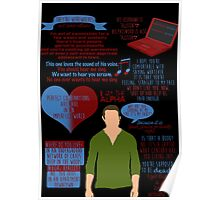 Peter Hale Quotes Poster