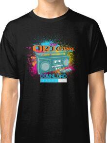 Boombox: The Original Download Classic T-Shirt