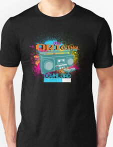 Boombox: The Original Download T-Shirt